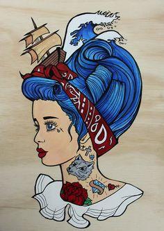 Vodka Feat Me: Inspirações para Tattoos