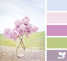 Heavenly! Love these colors. Perfect since I love love hydrangeas!