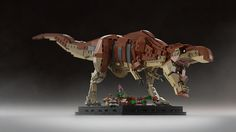LEGO Dinosaurs by Sami Mustonen 2