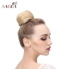 Synthetic Extensions Hair Extensions & Wigs Topreety Heat Resistant B5 Synthetic Hair 22 55cm Kinky Straight Ribbon Ponytail Hair Extension 40 Colors Available Good Heat Preservation