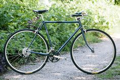 Beautiful Bicycle: Lauren's Icarus Commuter | Flickr - Photo Sharing!