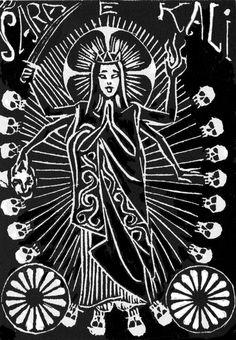 Saint Sara e Kali by Velouriah.deviantart.com on @deviantART