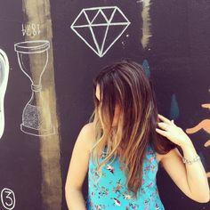 #streetart #graffiti #art #explore #jhb #fun #roadtrip #travel #freedom #diamond #girl #hair #highlights #coffee by jackvdl