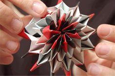 origami photo: Origami Fireworks Fireworks.gif