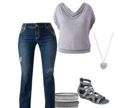 Very cute and casual.
