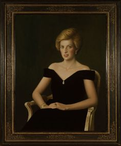 Diana was painted by Nelson Shanks in 1994. The Princess loved it so much she hung it in her apartment at Kensington Palace. It is now in the possession of ...