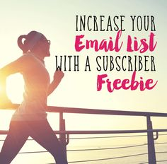 Do you have an email list? Did you know you can grow your collection of readers' emails with one simple step? This blogger tells you all about setting up a