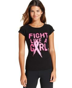 Shop for a Cure - supports breast cancer research