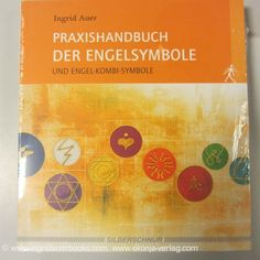 """Practices Handbook of Angel Symbols and Angel combi symbols"" (Praxishandbuch der Engelsymbole und Engel-Kombi-Symbole), available in GERMAN language  www.ekonja-verlag.com"