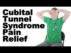 Cubital Tunnel Syndrome, aka Ulnar Nerve Entrapment - Ask Doctor Jo Ulnar Nerve Exercises, Ulnar Nerve Entrapment, Cubital Tunnel Syndrome, Doctor Of Physical Therapy, Elbow Pain, Pumping Iron, Tennis Elbow, Good Health Tips, Nerve Pain