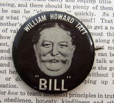 VINTAGE Reproduction POLITICAL button Pin William by jennyelkins, $3.50