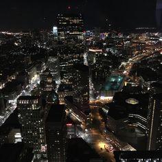 Boston skyview :)