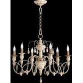Found it at Wayfair - Salento 6 Light Chandelier