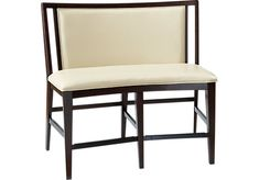 Cindy Crawford Home Highland Park Counter Height Bench - Dining Rooms - 43560083 sku