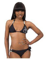 Rocawear Studs Trim Bikini