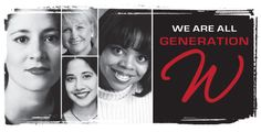 We are all Generation W