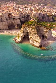 Tropea-Calabria