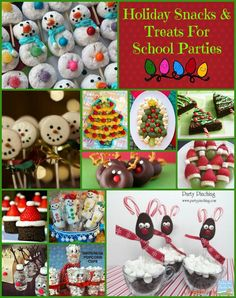 I have big ambitions when it comes to Christmas food and baking. I have ideas out the wazoo (well, okay, I have pinned ideas like crazy)...