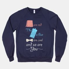 Fezzes are Red Sweater | T-Shirts, Tank Tops, Sweatshirts and Hoodies | HUMAN