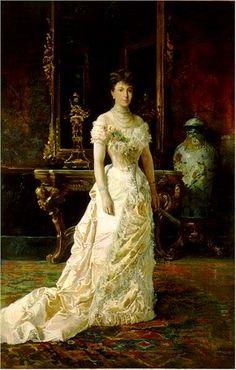 Queen Maria Cristina of Spain