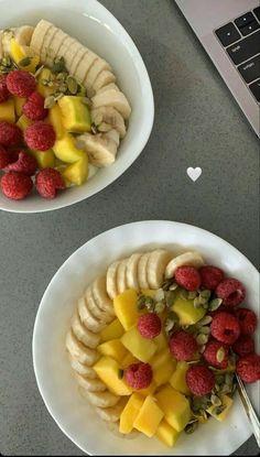 Cute Food, Good Food, Yummy Food, Healthy Snacks, Healthy Eating, Healthy Recipes, Plats Healthy, Think Food, Food Is Fuel