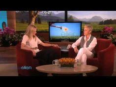 "Portia on ""The Ellen DeGeneres Show"" (2010/04/28)"