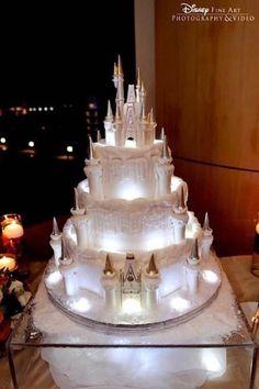 Cake Wrecks Sunday Sweet: Disney Wedding Cakes 7/3/16