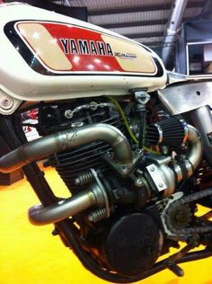 XT 500 turbo