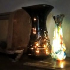 Wazon vintage szkło bohemia #vintage#wazon
