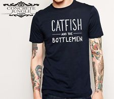 Catfish and the Bottlemen t shirt - The Balcony - Kathleen - Homesick -music tee Catfish & The Bottlemen, Tees, Balcony, Mens Tops, T Shirt, Bands, Workout, Shopping, Clothes