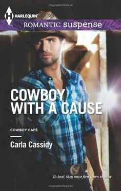 Cowboy a Cause (Harlequin Romantic Suspense) « Library User Group