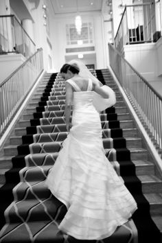 My beautiful sister on her wedding day