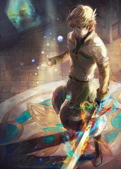 Ragnarok Online - GM, Phong Anh on ArtStation at https://www.artstation.com/artwork/r2vme