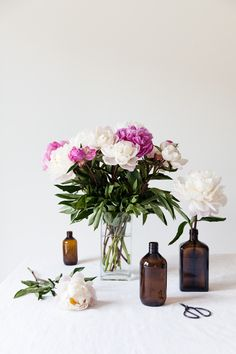 Medicine Bottle Vases