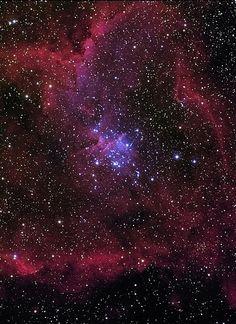 IC 1805 The Heart Nebula V2.0 | by astrochuck