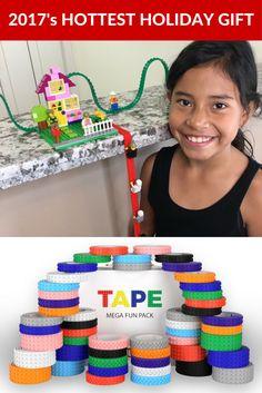 """Genius idea!  My kids absolutely LOVE it!"" - Amy M."