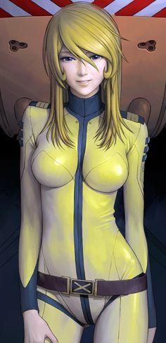 Nova from Star Blazers/Yuki from Space Battleship Yamato Comics Anime, Nicky Larson, Character Art, Character Design, Star Blazers, Space Girl, Art Japonais, Art Anime, Sexy Cartoons