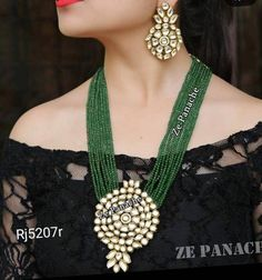 Lovely kundan set ideal for wedding , anniversary and cocktail parties. please choose your colour n messege me via Etsy conversation. Kundan Jewellery Set, Kundan Set, India Jewelry, Tribal Jewelry, Jewelry Sets, Jewelry Accessories, Jewelry Design, Pearl Necklace Designs, Pearl Necklaces