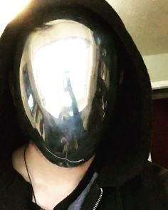 Tbt to what I looked like before wearing my mask... Gotcha!  #Tbt #mask #hood #noface #silence #bass #music #gotcha #Thursday #life #producer #dj #mirror #chill #origin #exist #techno #minimal #ghouse #drink #writersblock #minibreak  #almosttheweekend #house #edm #trance #music #underground #beginning #colorado #Denver