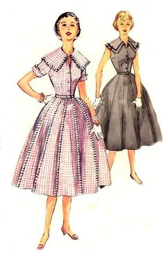 c315d39baf Eight things that have really been inspiring my style so far this year  1950s Dress Patterns