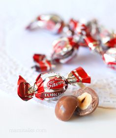 Chocolate Toronto venezolano | delicioso, nomhay otro como toronto. MamiTalks.com