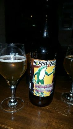 King Gose Home - Hoppin' Frog Brewery