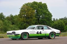 1978 Jaguar XJ-S Group 44 Trans-Am