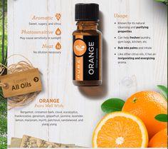 Uses for orange