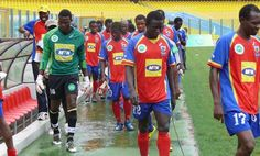 Hearts of Oak have are set to axe nine players from their first team at the end of the ongoing Ghana Premier League.