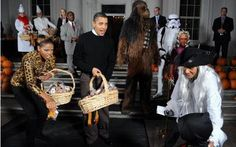 THE HISTORY CHEF!: Halloween Celebrations at the White House, from th...