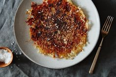 How to make the ultimate post-holiday party breakfast -- hash browns -- better than your local diner, no recipe required.