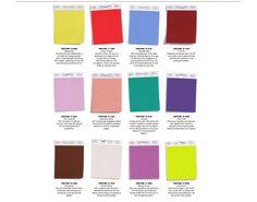 Pantone colori moda Primavera/Estate 2018: le nuove palette di tendenza [FOTO]   Stylosophy