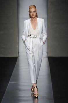 Gianfranco Ferré at Milan Fashion Week Spring 2012 - Runway Photos