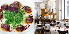 Bistrot Bruno Loubet at The Zetter Hotel - 86-88 Clerkenwell Road, London